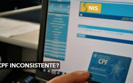 CPF inconsistente no Cadastro NIS: Como resolver