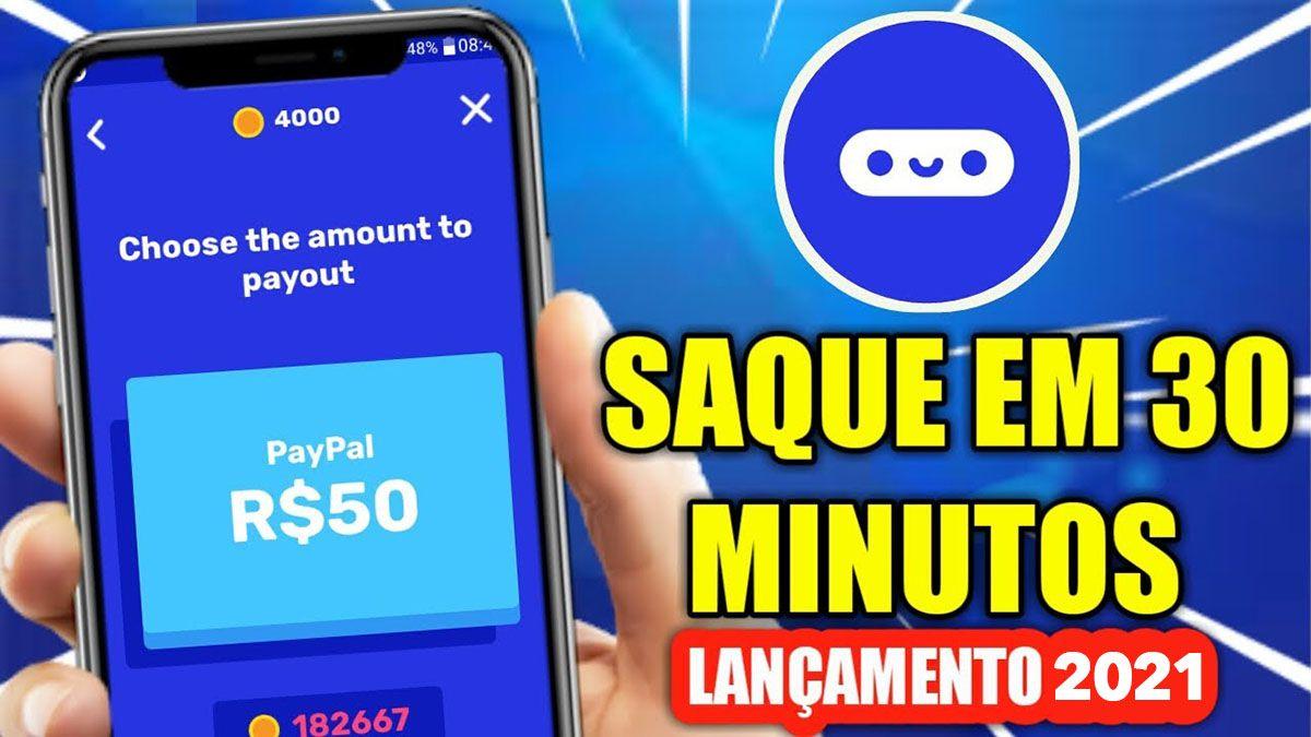 Cashyy App paga até R$ 50,00 para você jogar