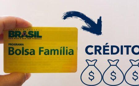 Crédito Bolsa Família com limite acima de R$ 10 mil: Valor pode ser solicitado em junho para os inscritos no programa