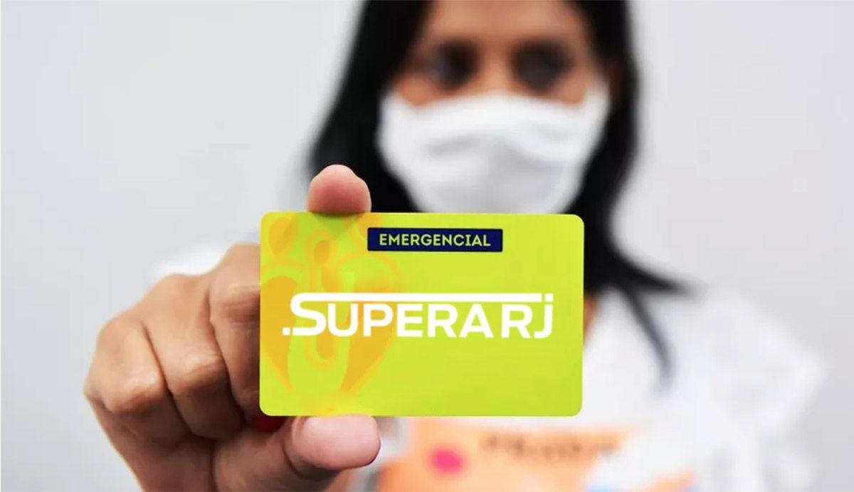 Entrega dos Cartões Supera RJ 2021