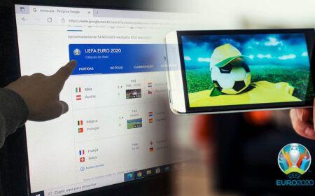Eurocopa ao Vivo Online: Veja onde assistir os jogos de hoje