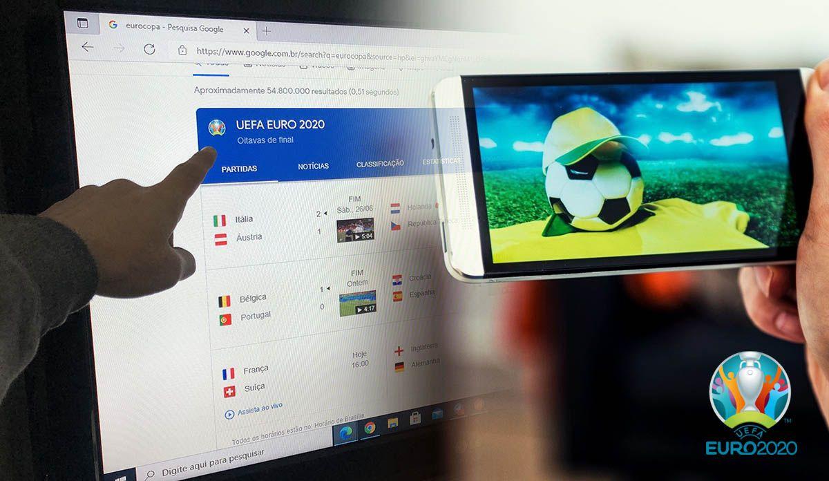 Eurocopa ao Vivo Online