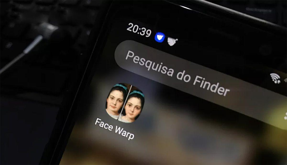 Face Warp App