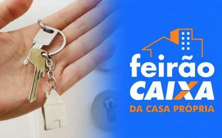 Feirão Caixa Digital 2021: Veja como comprar a casa própria com financiamento de até 100% em todo o Brasil