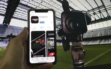 Furacão Play App: Jogos do Athletico Paranaense agora no aplicativo oficial
