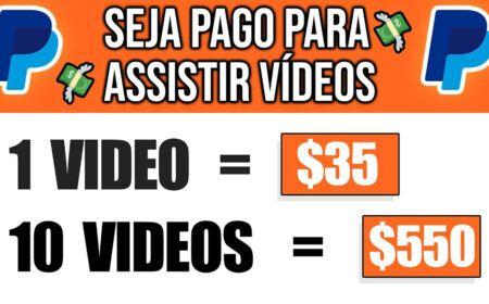 GG2U pagando $35,00 no PayPal por cada vídeo assistido? É garantido? Como funciona