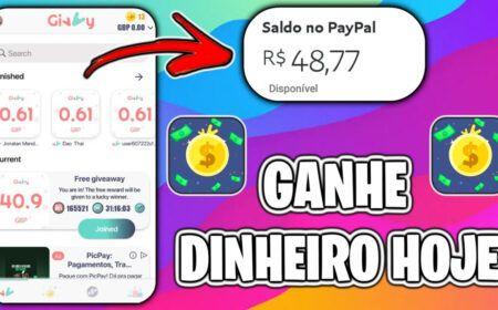 Givvy App: Como ganhar em Euro no PayPal com o aplicativo – Veja como usar