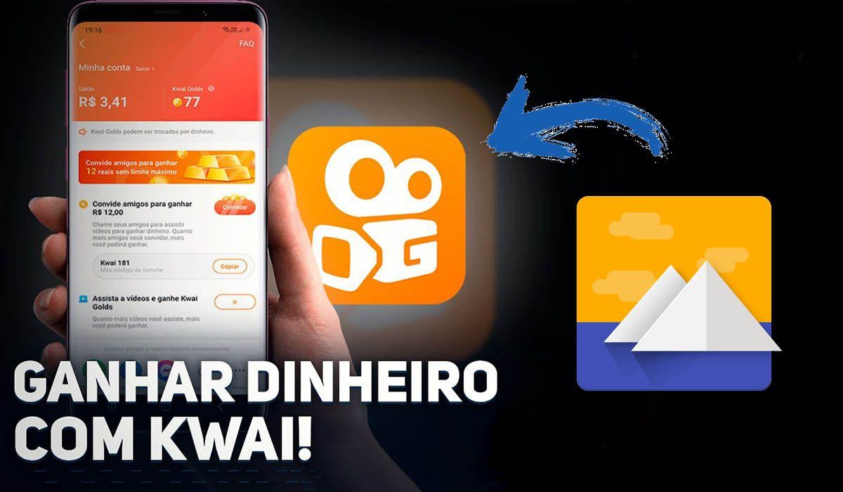 Island App: Método para ganhar dinheiro no Kwai sem convidar ninguém funciona?