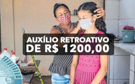 Mães chefes de família tem direito a retroativo de R$ 1.200: Veja como receber