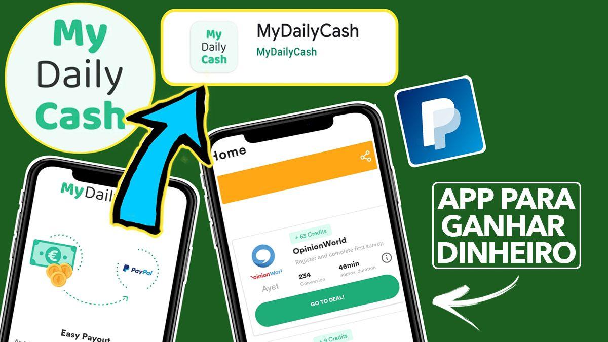 My Daily Cash App