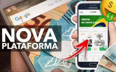 Nova Plataforma Sungrow paga R$40 pelo Cadastro: Como sacar? É segura? Confira