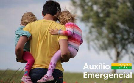 Aprovado! Pai solteiro pode receber 2 cotas de R$ 600,00 do Auxílio Emergencial: Veja os pagamentos em junho