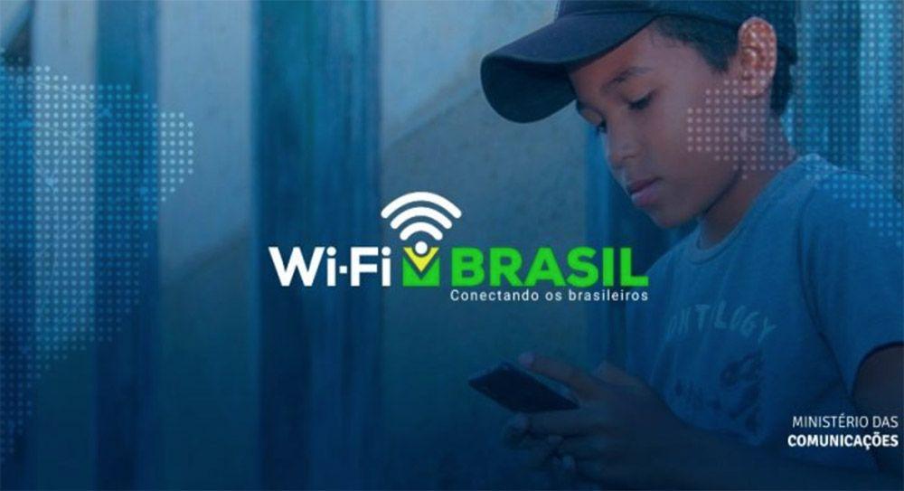 Programa WIFI BRASIL Cadastro