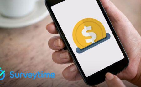 Survey Time paga de $0,50 a $1 dólar por pesquisa respondida: É confiável? Pagamento pelo PayPal