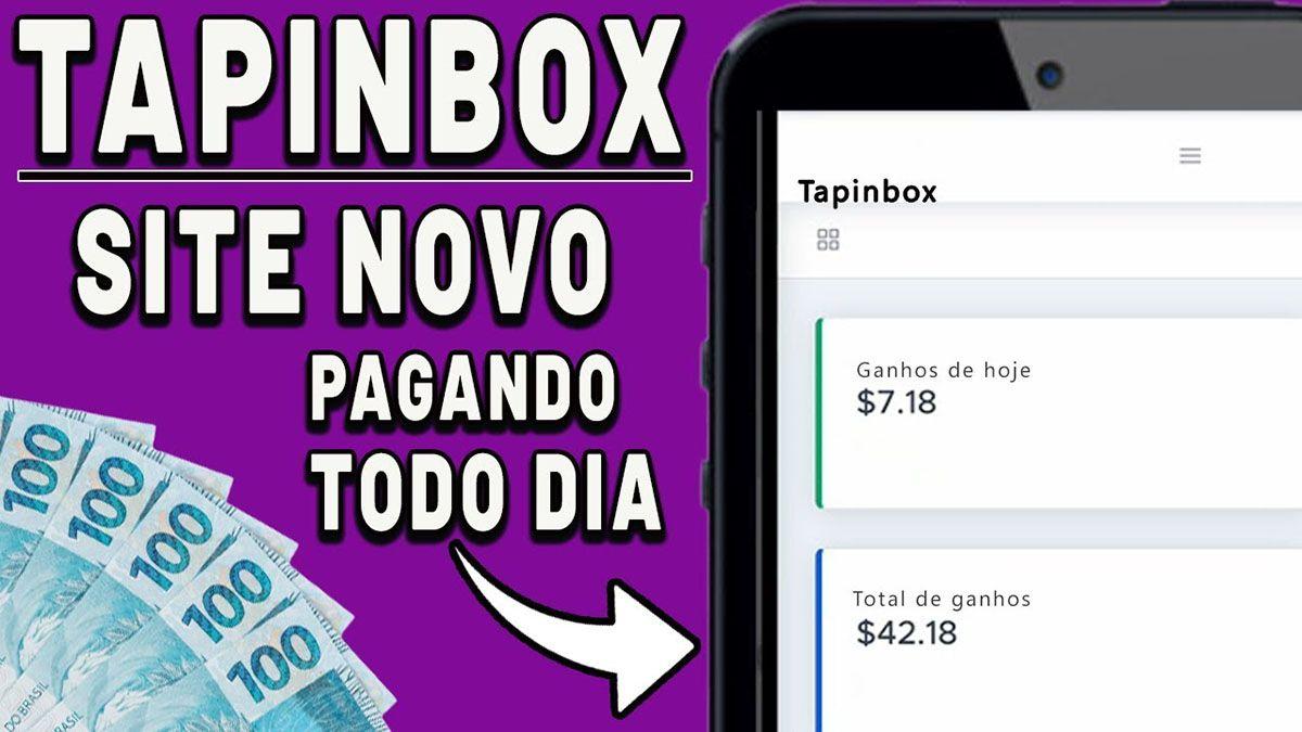 Tapinbox paga mesmo?