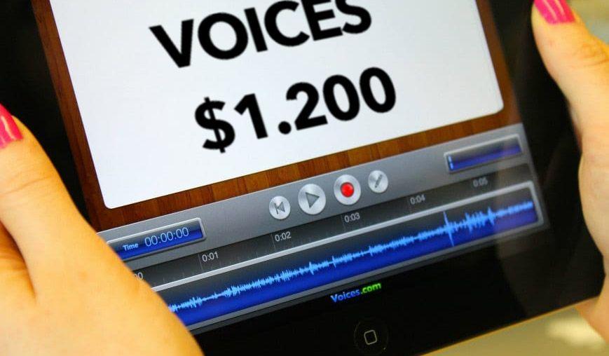 Voices.com é confiável?