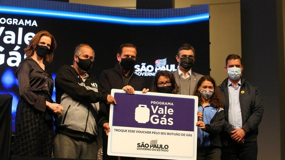 Programa Vale Gás SP - Consulta