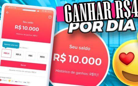 4 Apps que pagam pelo Pix: Receba até R$40,00 por dia sem indicar