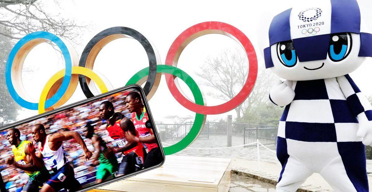 Aplicativo Olimpíadas 2021 Tóquio
