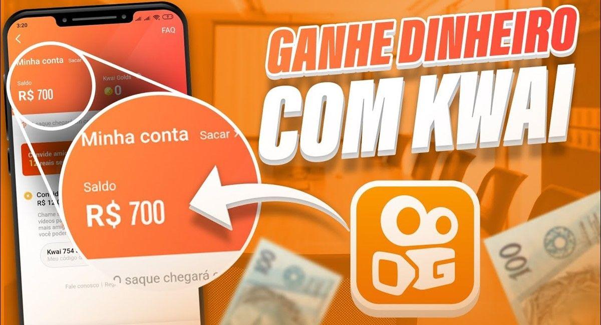 App Kwai dá dinheiro Veja as formas de ganhar grana usando o aplicativo