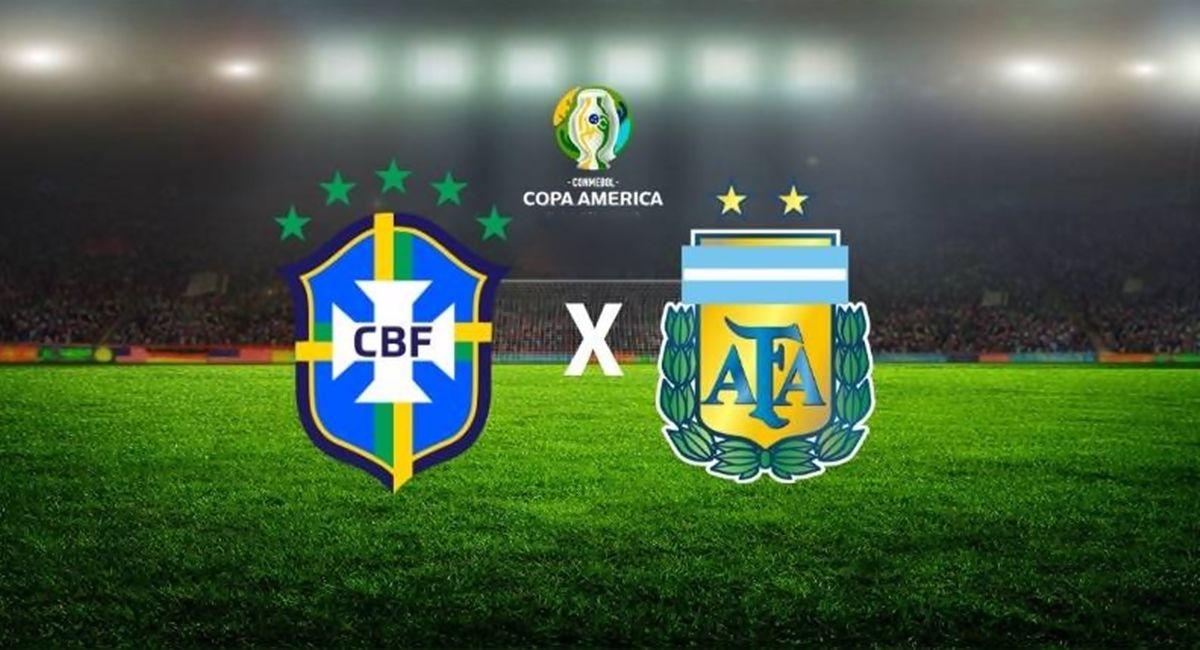 Brasil x Argentina Assistir Online Ao Vivo a Final da Copa América