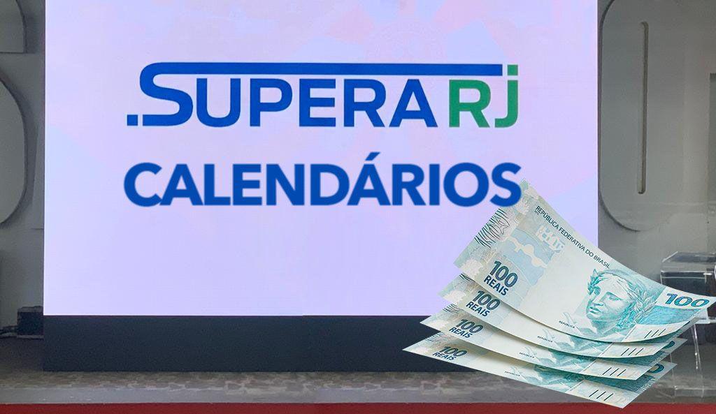 Calendário Novos Cadastros Supera Rio
