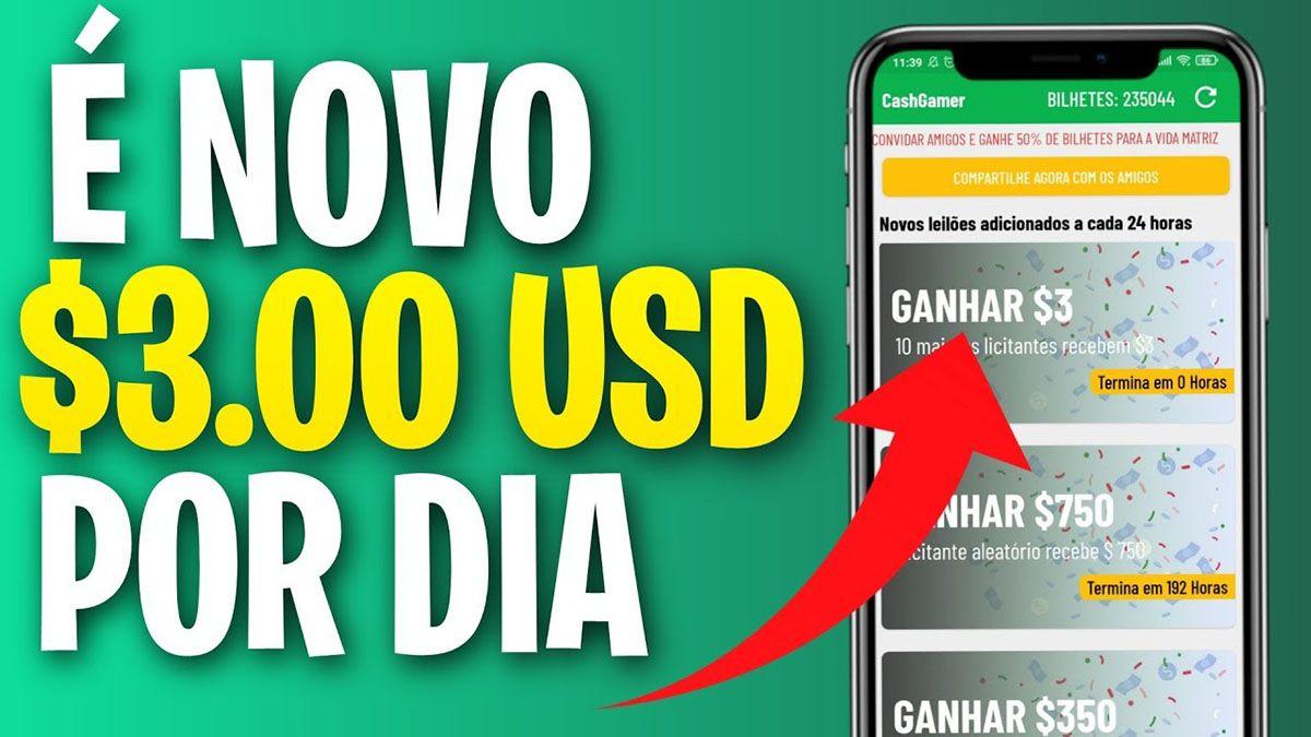 CashGamer App