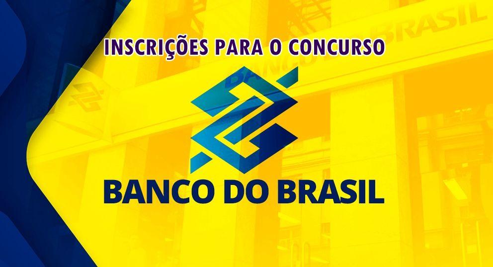 Cesgranrio BB Inscrição 2021 Concurso Banco do Brasil - Vagas e inscrições