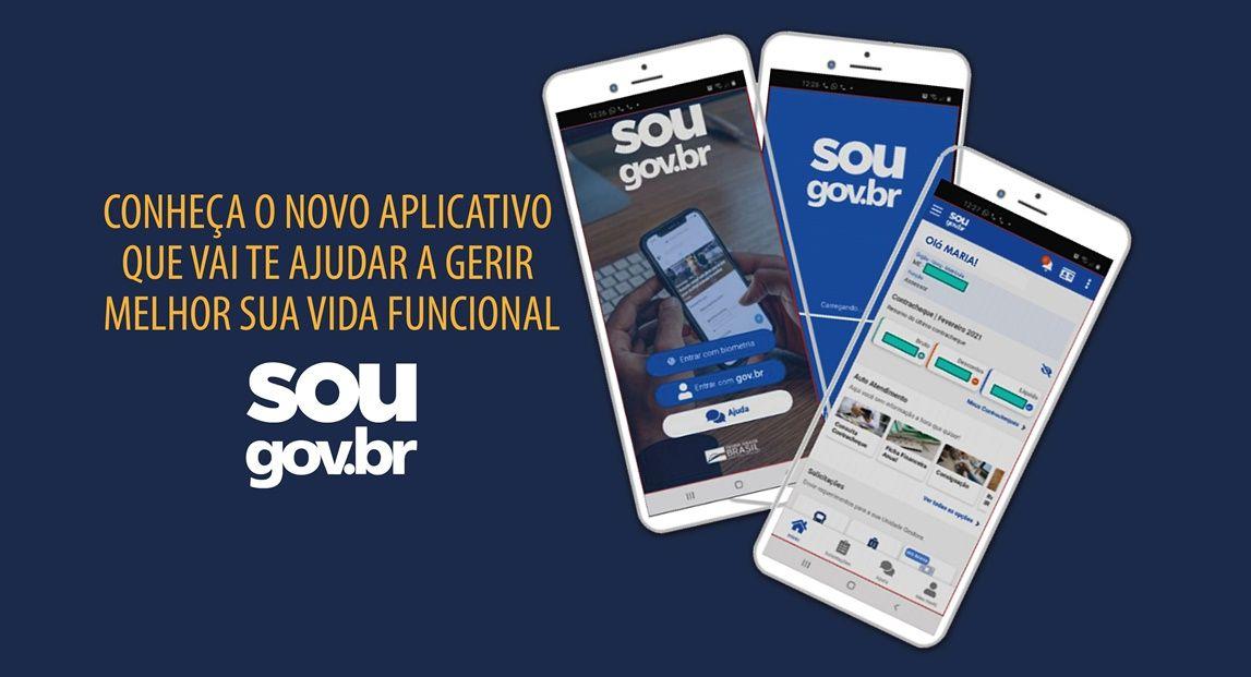 Como pedir licença pelo aplicativo SouGov.br Passo a passo para servidores públicos