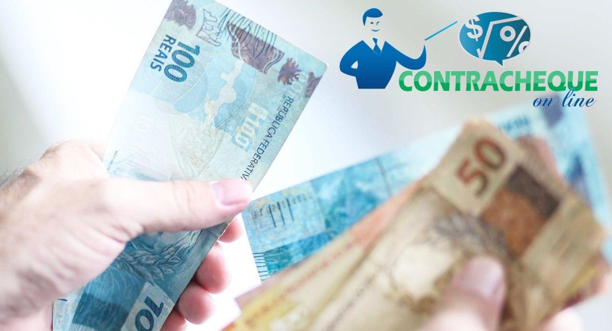 Contracheque Online Estado e Prefeitura - Emissão e Consulta