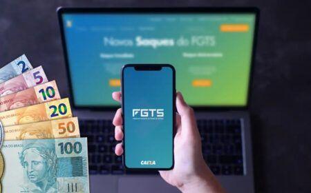 FGTS pode ser sacado através do celular: Trabalhadores podem solicitar através do app