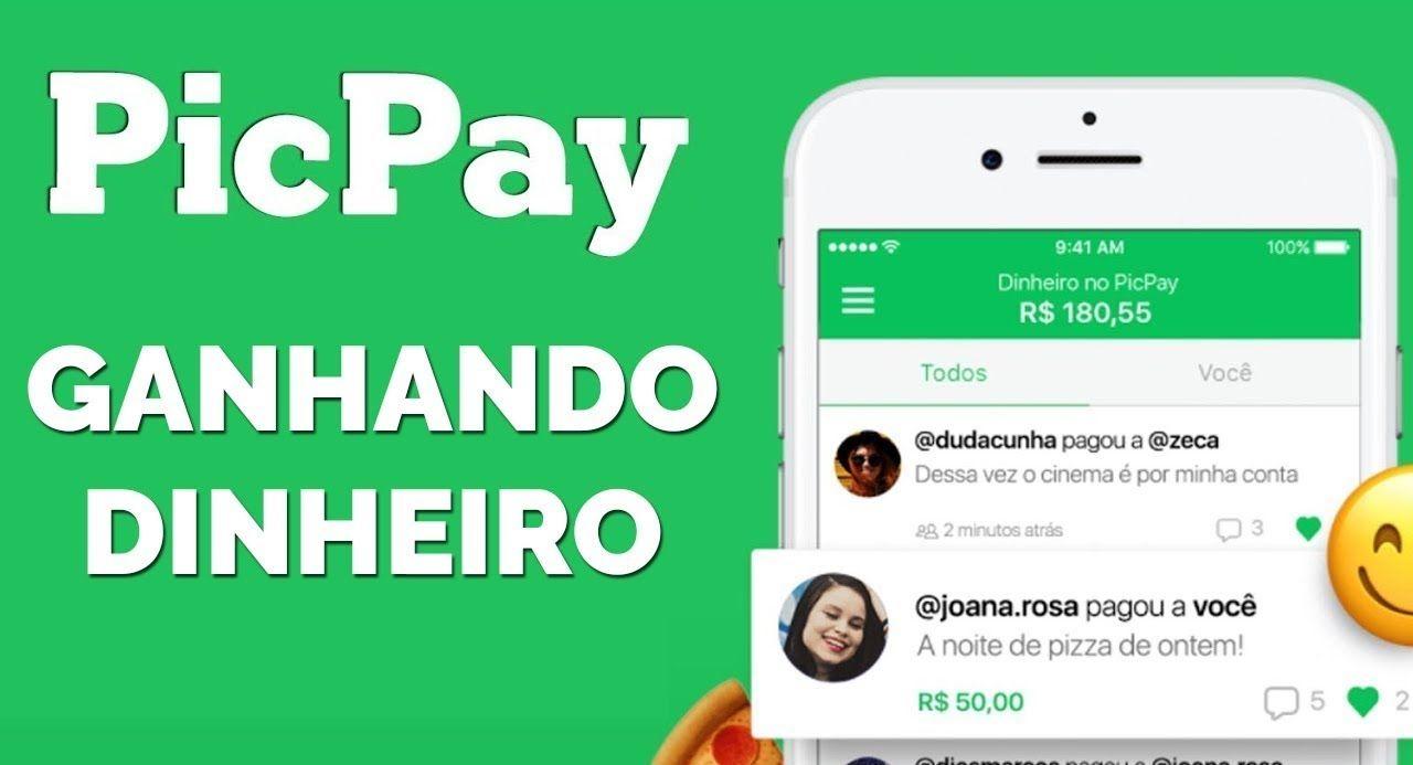 Ganhe R$100 com PicPay Valor dobrado Veja como aproveitar e ganhar