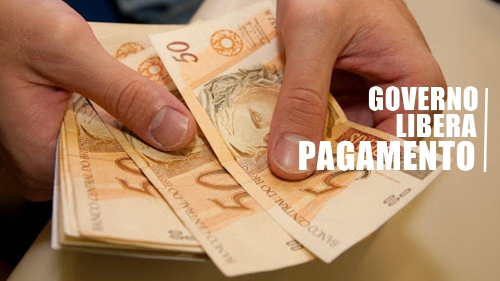 Governo libera pagamento para 84 mil famílias