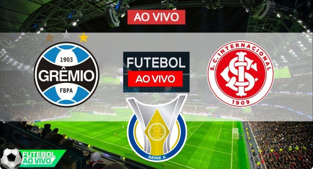 Grêmio x Internacional ao Vivo Online Onde assistir, horário, escalação e palpites