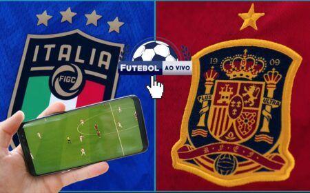Itália x Espanha Eurocopa 06/07: Onde assistir ao vivo, horário e escalações