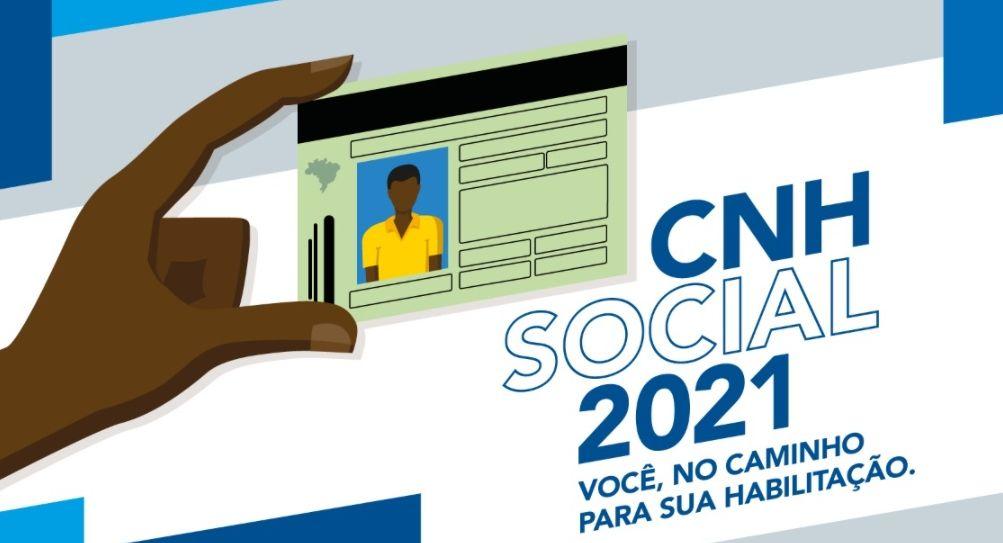Lista para a CNH SOCIAL é liberada e matrículas online já são abertas: Veja quem pode participar
