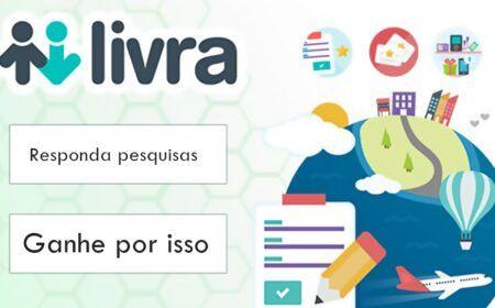 Livra Pesquisas App: Receba R$ respondendo pesquisas reais – Mais de 1.5 milhões de usuários cadastrados