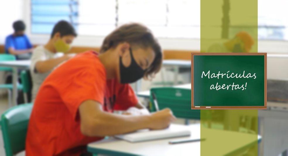 Matrícula Escola Estadual 2022 – Como Fazer a Matrícula