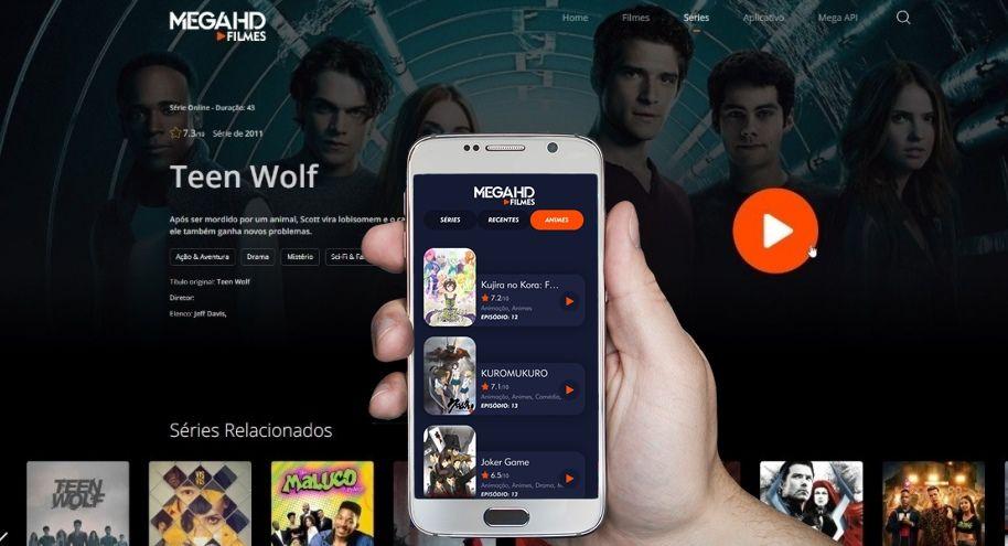 MegaHDFilmes App - Filmes, Séries e Animes na Play Store