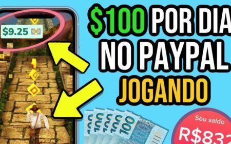 Money Well App de Jogos que paga pelo PayPal: Veja como funciona
