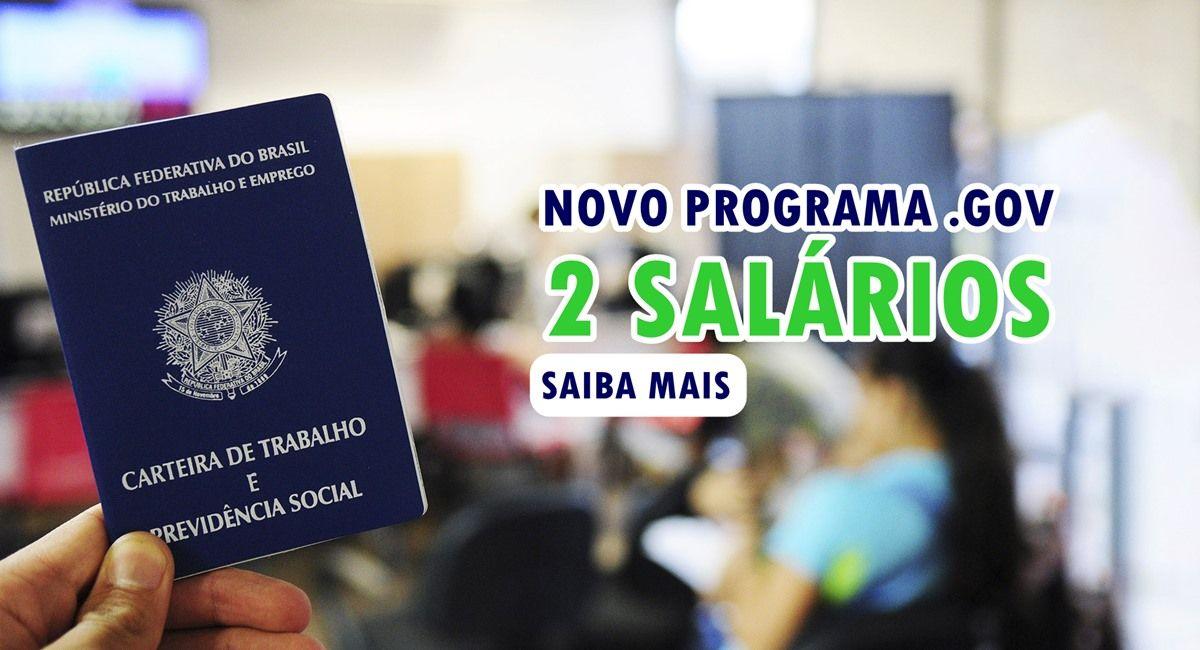Priore 2021 Novo Programa do Governo Como se inscrever e receber até 2 salários mínimos
