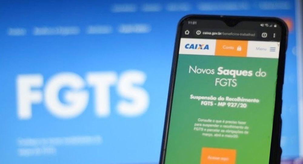 Saque Emergencial do FGTS com Datas em 2021