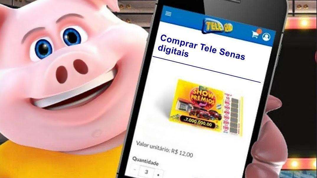 Tele Sena Digital Cadastro: Comprar e conferir resultado do sorteio de hoje
