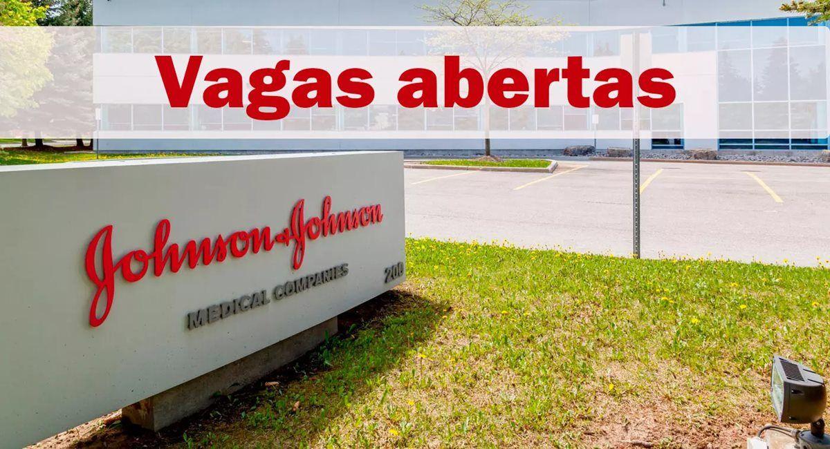 Trabalhe Conosco Johnson & Johnson Vagas em todos os setores para candidatos sem experiência recém-formados - salário de até 7 mil reais!