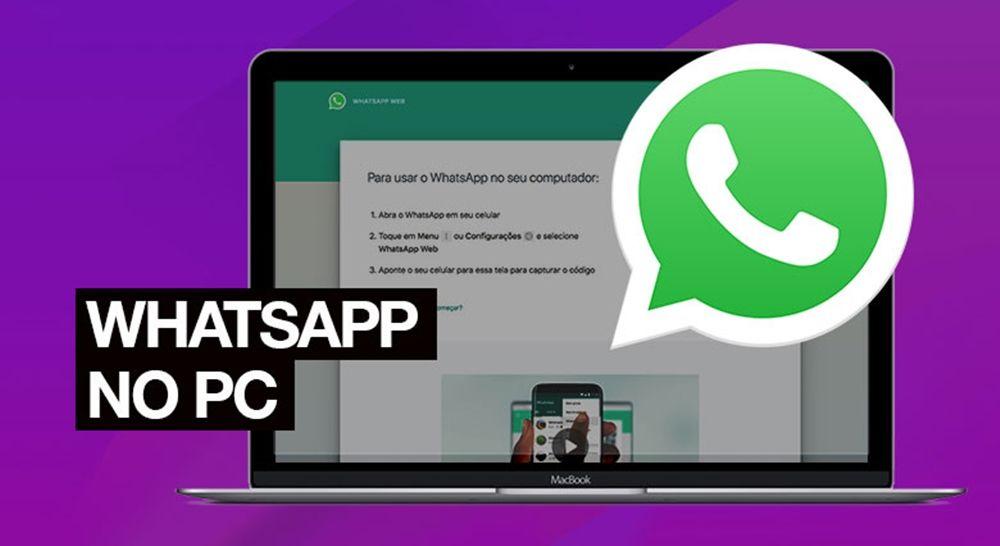 WhatsApp com versão web que não depende do celular