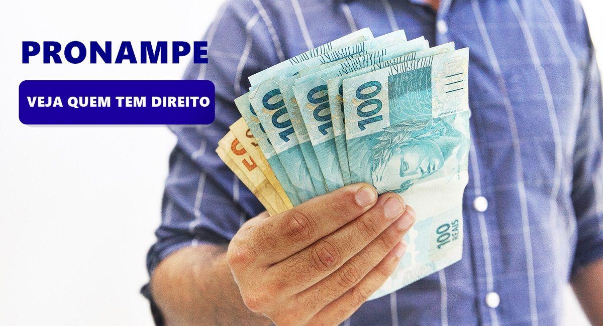 Consultar se sua empresa tem direito ao empréstimo do PRONAMPE