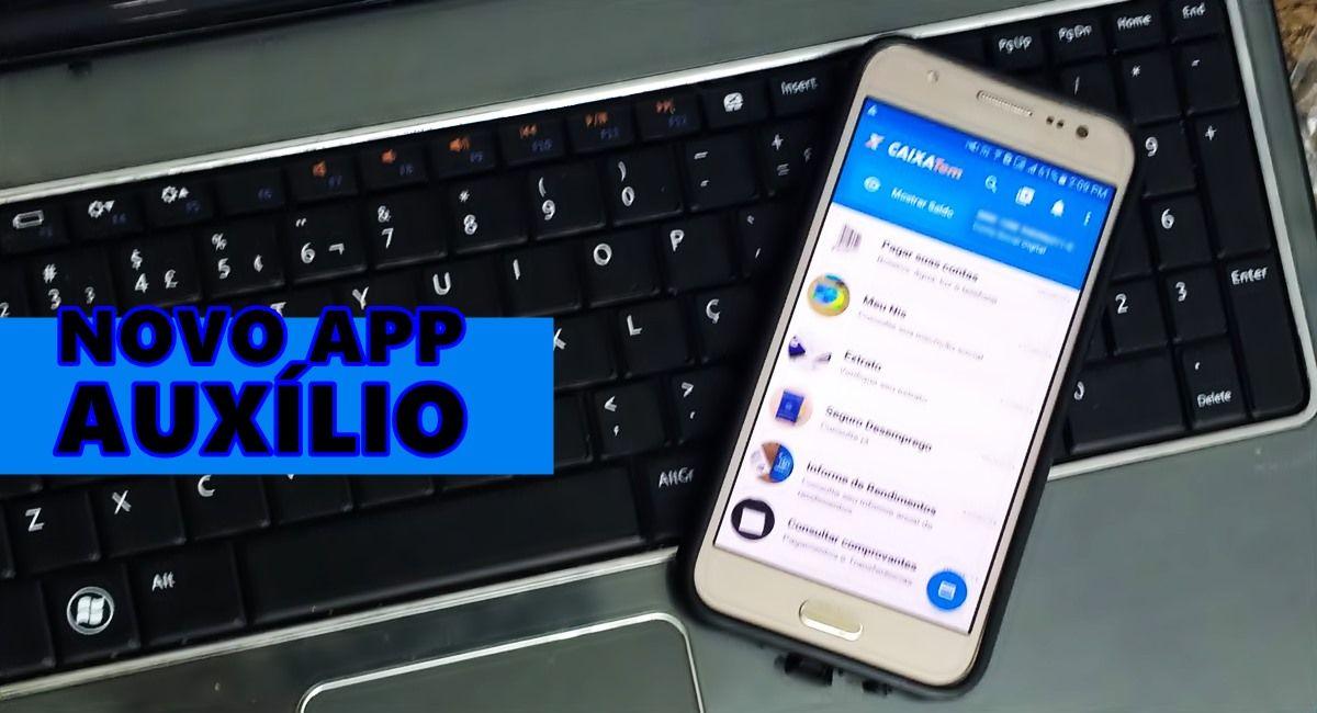 Novo App Auxílio Emergencial