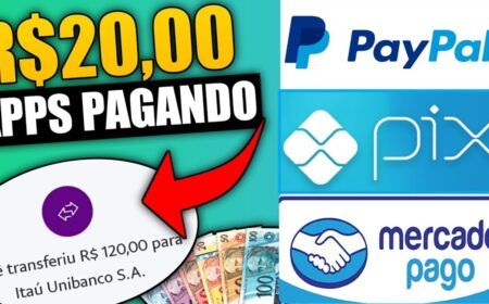 Apps que pagam para fazer tarefas! TOP 2 Apps pagando R$ 20,00 no Pix!