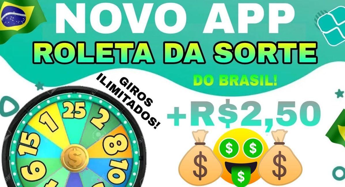 App Roleta do Milhão É confiável Paga mesmo Aplicativo BR promete pagar no Pix, Mercado Pago e PayPal