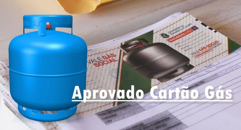 Aprovado Cartão Gás para Famílias Benefício será oferecido por 18 meses com valor atualizado